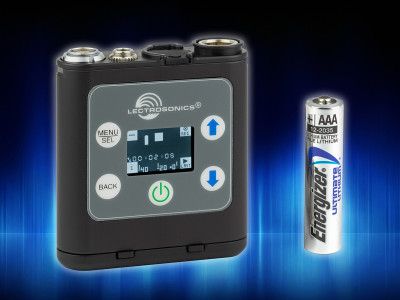 Lectrosonics Introduces the PDR Personal Digital Recorder