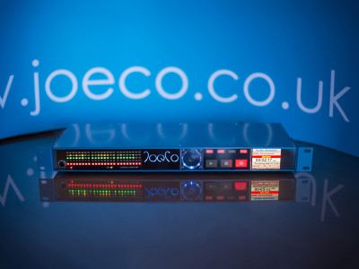 JoeCo BLUEBOX Recorder and Audio Interface Now Shipping