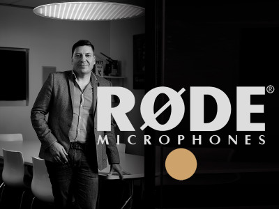 Damien Wilson Becomes Chief Executive Officer of RØDE Microphones & The Freedman Electronics Group