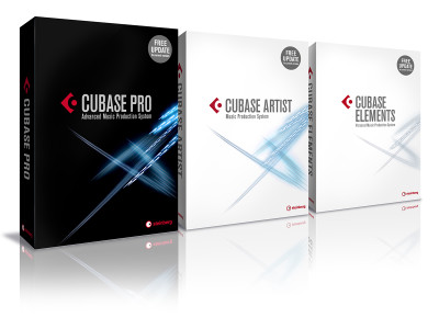 Steinberg Unveils Cubase 9 Music Production Software