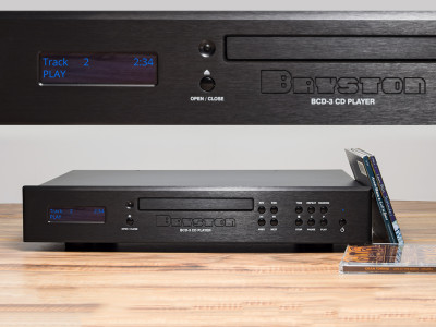 Bryston Unveils BCD-3 Compact Disc Player Leveraging its DAC Technology