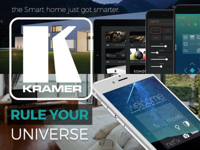 Kramer Electronics Acquires iRule and ON Controls