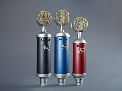 Blue Announces New Updated and Enhanced Essentials Series Microphones at NAMM 2017