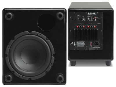 Atlantic Technology Debuts SB8 High-Performance Compact Powered Subwoofer
