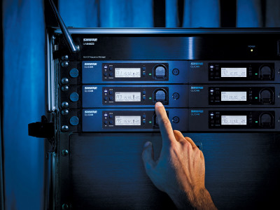 Shure Introduces GLX-D Advanced Digital Wireless Products, Provides Wireless Updates and Guidance