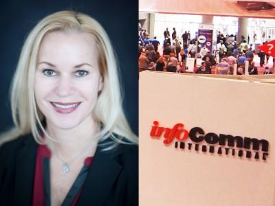 InfoComm International Names Heidi Voorhees Chief Operating Officer