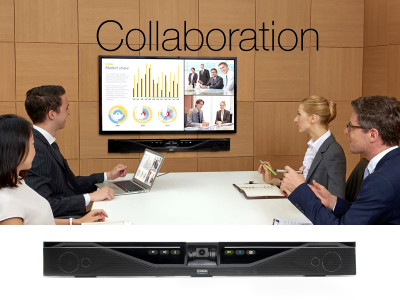 Yamaha Debuts CS-700 Video Sound Collaboration System for Huddle Rooms