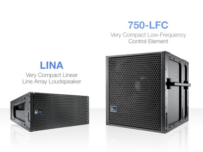 Meyer Sound Introduces LINA and 750-LFC to its LEO Family
