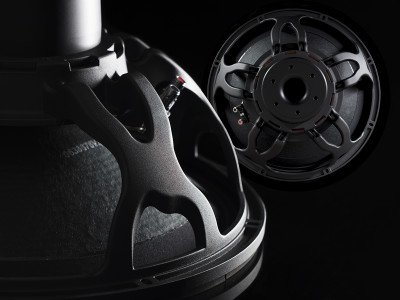 Beyma Rocks Prolight+Sound 2017 with New 18LEX1600Nd High Performance Subwoofer and Complete Range of New Drivers