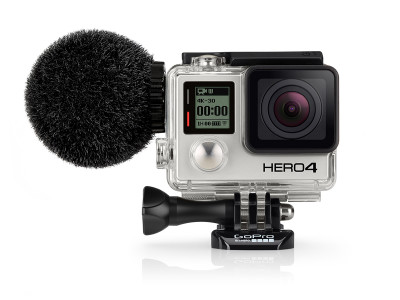 Sennheiser MKE 2 elements Action Mic for GoPro is Seriously Impressive