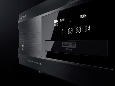 New OPPO UDP-205 is the 4K Ultra HD Blu-ray Disc Player That Audio Enthusiasts Are Waiting For