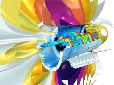 COMSOL Announces Multiphysics v5.3 Software with Important Improvements on the Acoustics Module