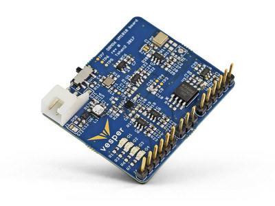 Vesper VM1010 MEMS Microphones Save Over 10x More Battery for Voice-Activated Systems