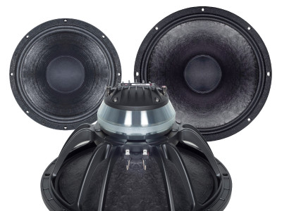 B&C Speakers Launches New Large Motor and High Output Coaxial Series CXN88
