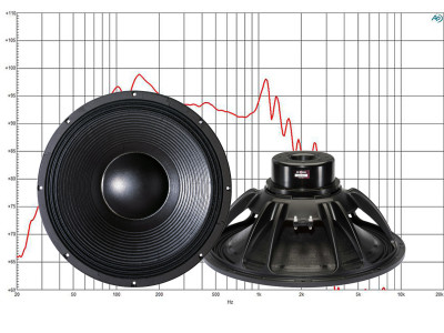 Test Bench: B&C Speakers 21DS115 21-Inch Woofer