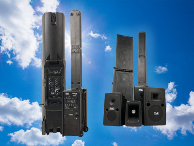 Anchor Audio Debuts Battery-Powered, Wireless, Portable Line Array Systems at InfoComm 2017