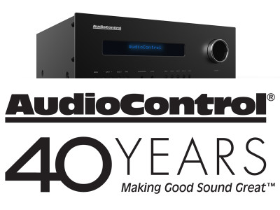 AudioControl Celebrates Milestone 40th Year Anniversary