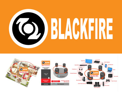 Blackfire Research Introduces New Wireless Real-time Entertainment Distribution Framework