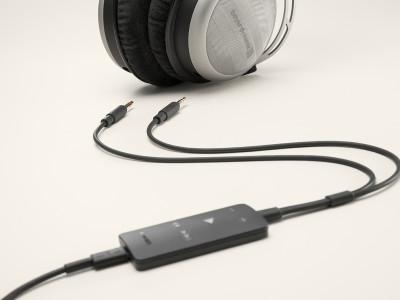 beyerdynamic Announces Impacto essential Digital-Analog Converter in Headphone Cable