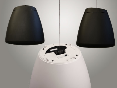SoundTube Adds Pendant Dante Network-Enabled Speakers to Line