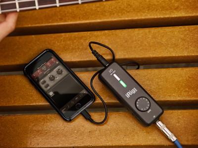 IK Multimedia iRig Pro IO Advanced Mobile Audio/MIDI Interface Now Shipping