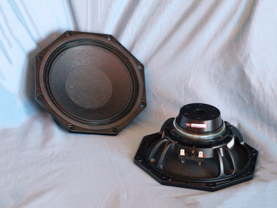 Test Bench: B&C Speaker 8MBX51 Midbass Woofer