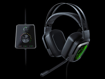 Razer Announces Tiamat 7.1 V2 True Surround Sound Headset For Positional Gaming Audio