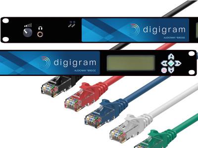 Digigram Eases Audio-over-IP Migration With New Audioway Bridge