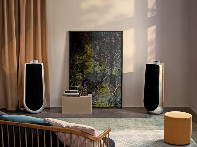 Bang & Olufsen Unveils BeoLab 50 Speaker System