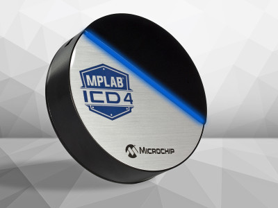 Microchip Unveils Next-Generation MPLAB ICD 4 In-Circuit Debugger with Faster Processor and Increased RAM