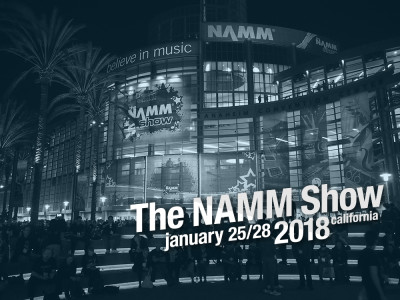 NAMM Announces Expansion and Enhanced Experiences for NAMM Show 2018