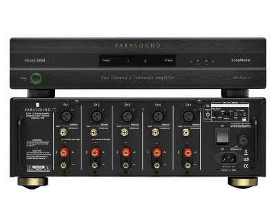 Parasound Introduces Two New Installation Amplifiers at CEDIA 2017