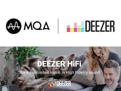MQA Streaming Expands Globally with Deezer New HiFi Service
