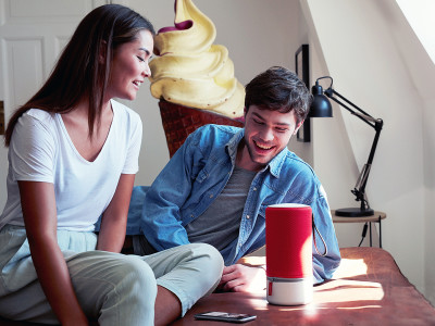 Libratone Adds Amazon Alexa Voice Integration and Airplay2 to its ZIPP Speaker Range