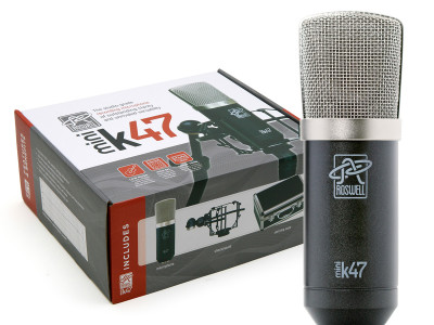 Roswell Mini K47 Microphone Upgraded for the Same Price