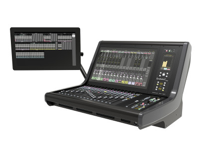 Solid State Logic Announces New System T - S300 Compact Audio Console at IBC 2017