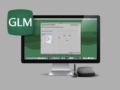 Genelec Updates GLM 3 Software with Cloud Services and Reference Levels