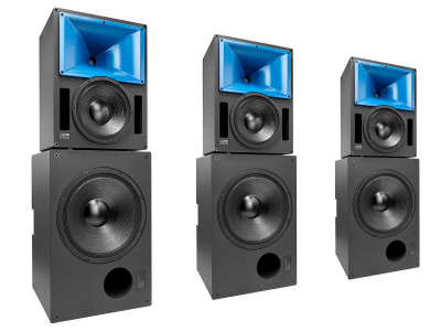 New Meyer Sound Bluehorn Monitor System Provides Phase Accuracy from 25 Hz to 20 kHz on Large-Format Loudspeakers