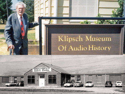 Visit the Klipsch Museum of Audio History - Support the Heritage Museum Association