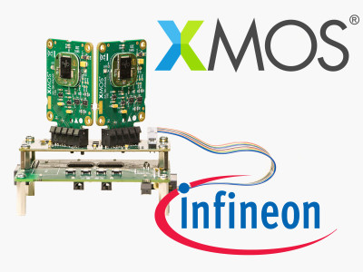 XMOS Powers Growth in Voice with $15M Funding Round Led by Infineon Technologies