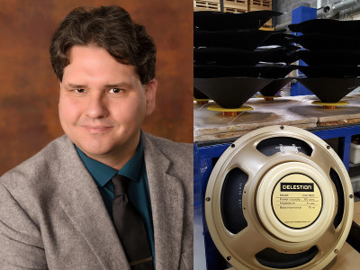 Celestion Appoints Darrell Vasquez as Business Development Executive for North America