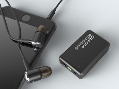 Periodic Audio Premieres New Nickel Headphone Amp at RMAF 2017