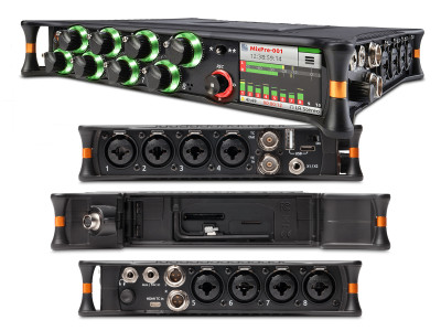 Sound Devices Expands MixPre Series with New MixPre-10T Audio Recorder