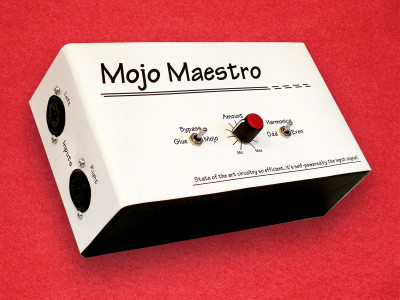 You Can DIY! Build the Mojo Maestro