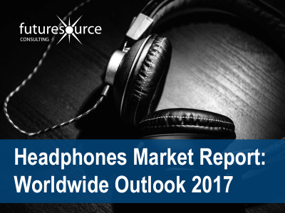 Futuresource New Headphones Market Report Confirms Global Headphone Sales Accelerated by Wireless & Smart Features