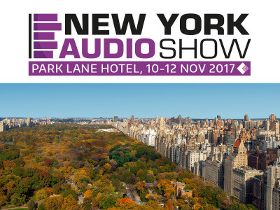 The New York Audio Show is Back to Manhattan in 2017!
