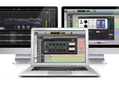 IK Multimedia Releases T-RackS 5 Mixing and Mastering Modular System for Mac/PC