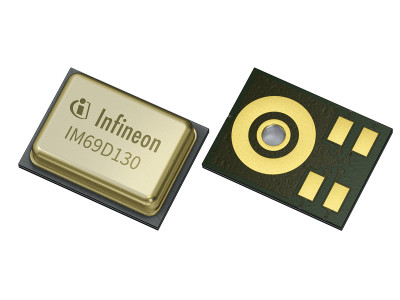 Infineon High SNR MEMS Microphones Complement Amazon AVS Far-Field Development Kit from XMOS