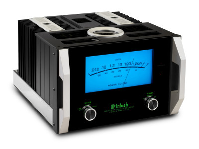 McIntosh Launches its Most Powerful Single-Chassis Monoblock Amplifier