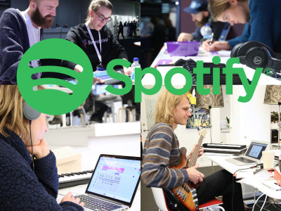 Spotify Acquires Soundtrap Online Music and Podcast Recording Platform